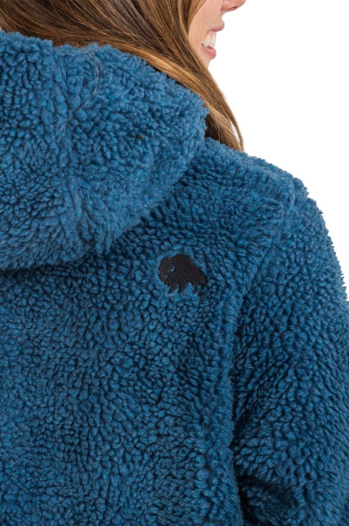 Chaqueta Chiporro Int Buffalo Azul_Aero Mujer