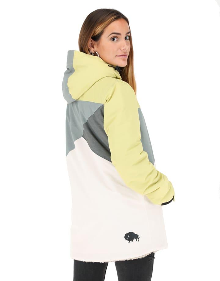 Buffalo Chile - Camaleon Amarillo Mujer 003