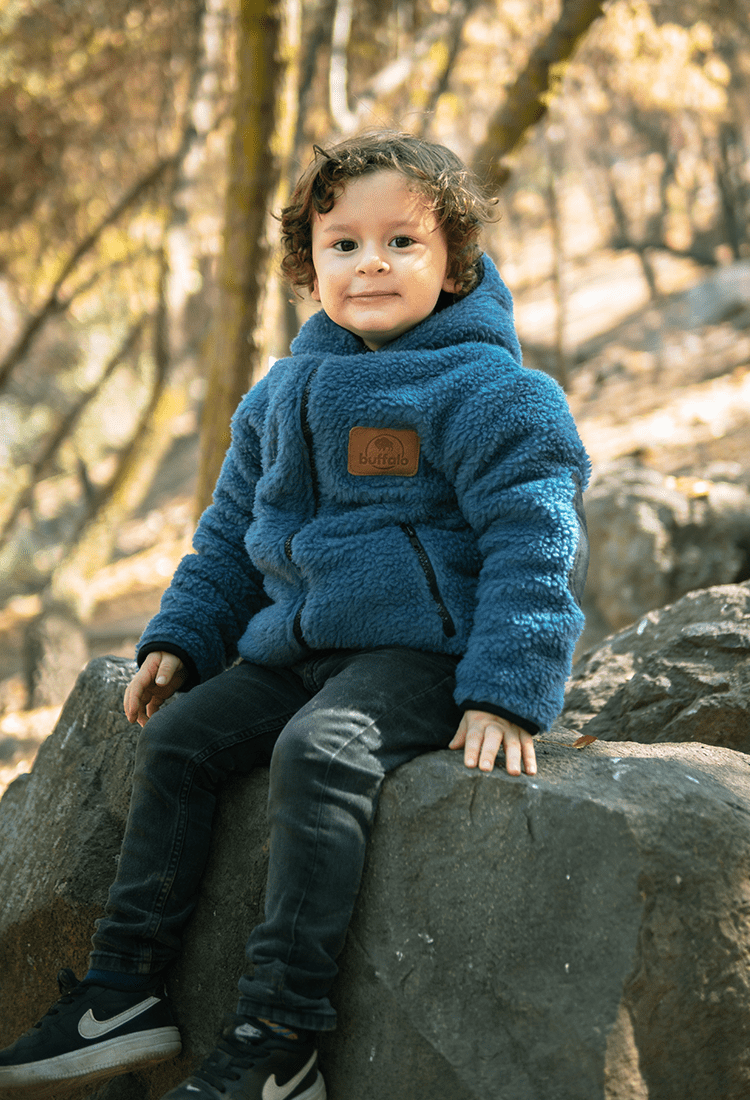 Buffalo Chile - Nin o Azul aero 1