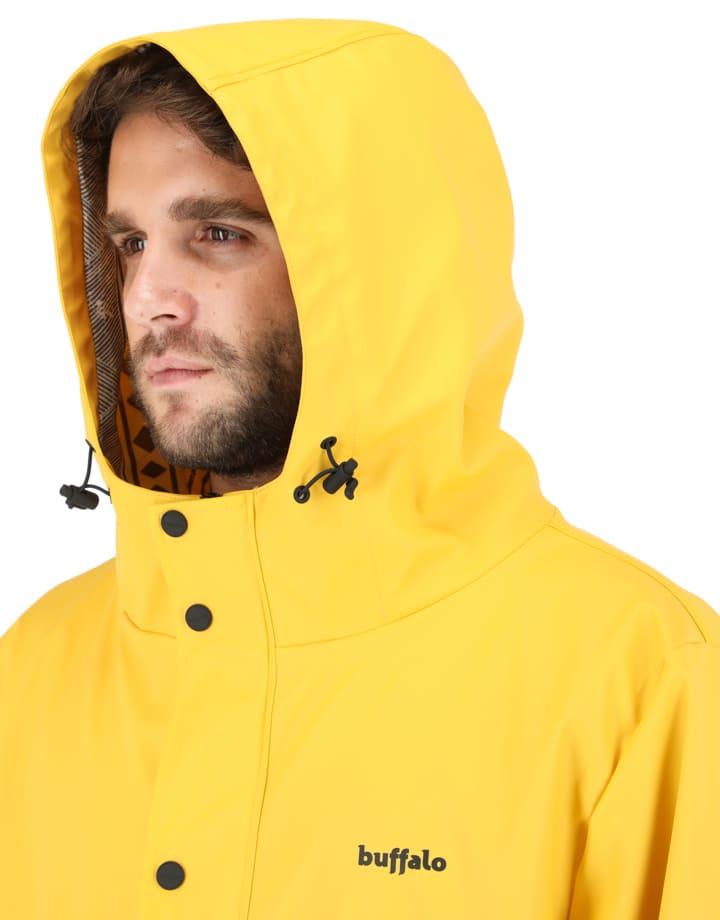 Buffalo Chile - Raincoat Hombre Amarillo 4