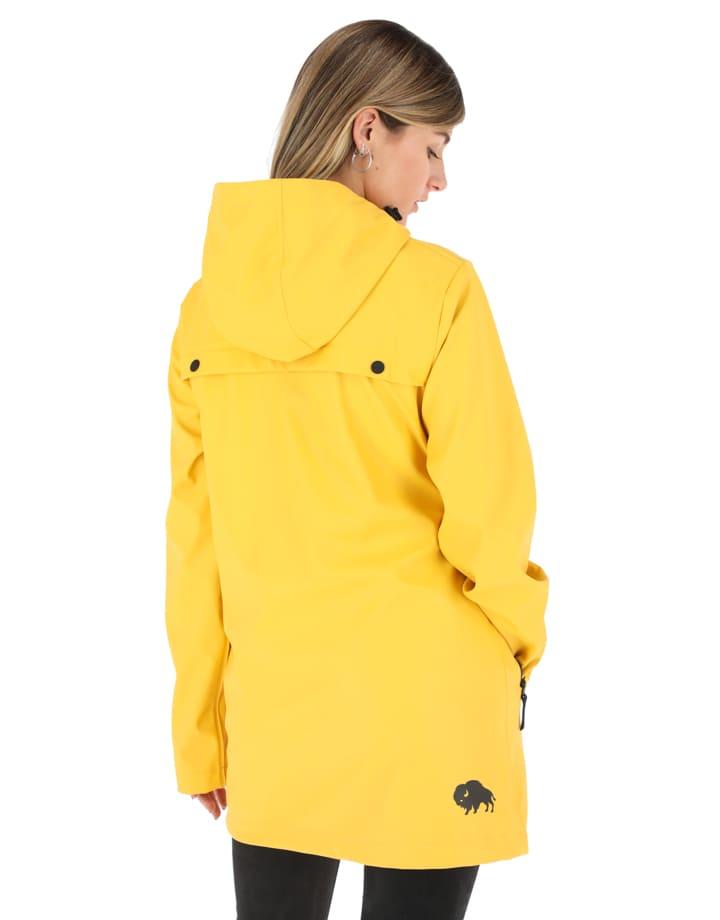 Buffalo Chile - Raincoat Mujer Amarillo 3