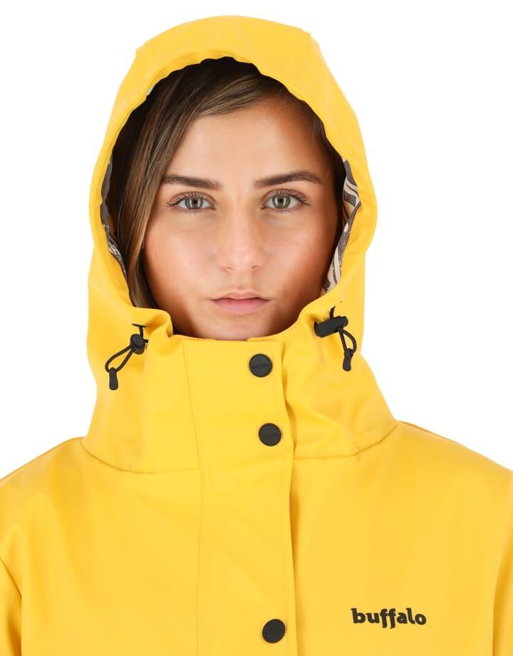 Buffalo Chile - Raincoat Mujer Amarillo 4