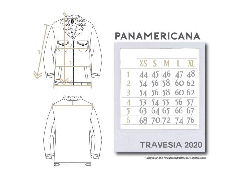 Panamericana Buffalo Mostaza Mujer
