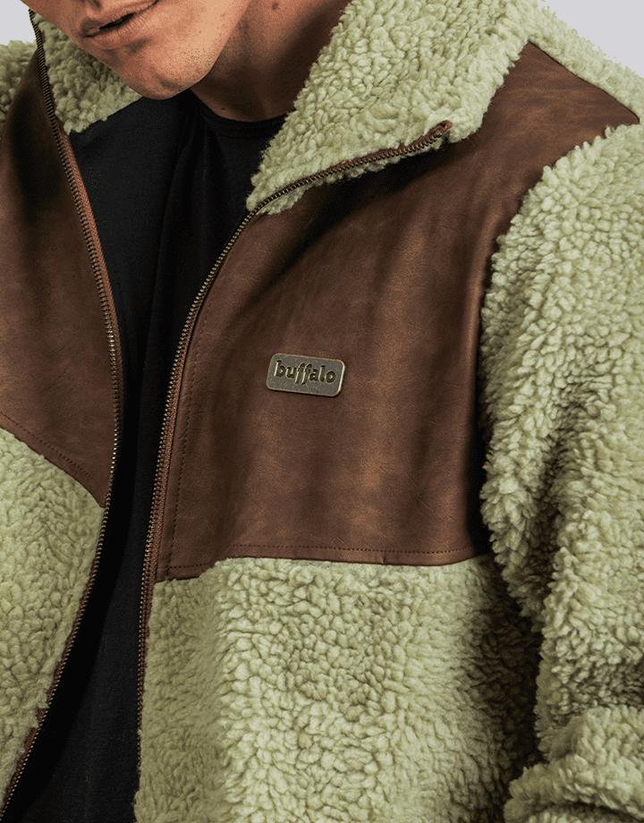 Buffalo Chile - chaqueta terrain hombre beige5